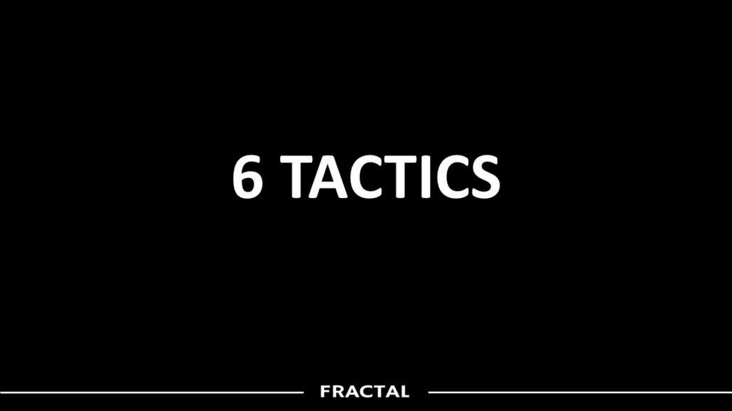 6 TACTICS SLIDE